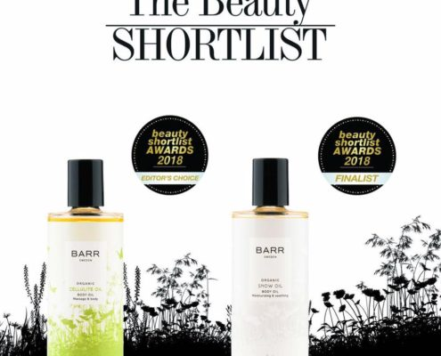 the beautyshortlist awards