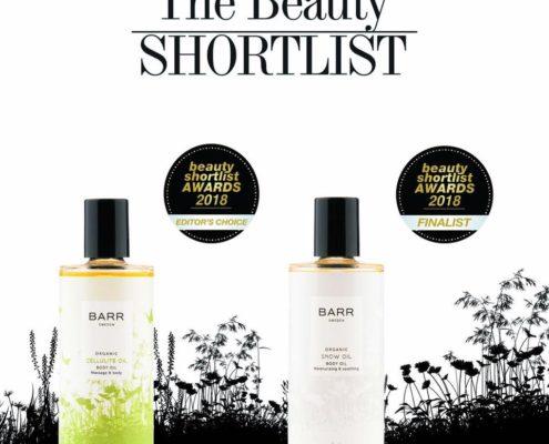 the beautyshortlist awards